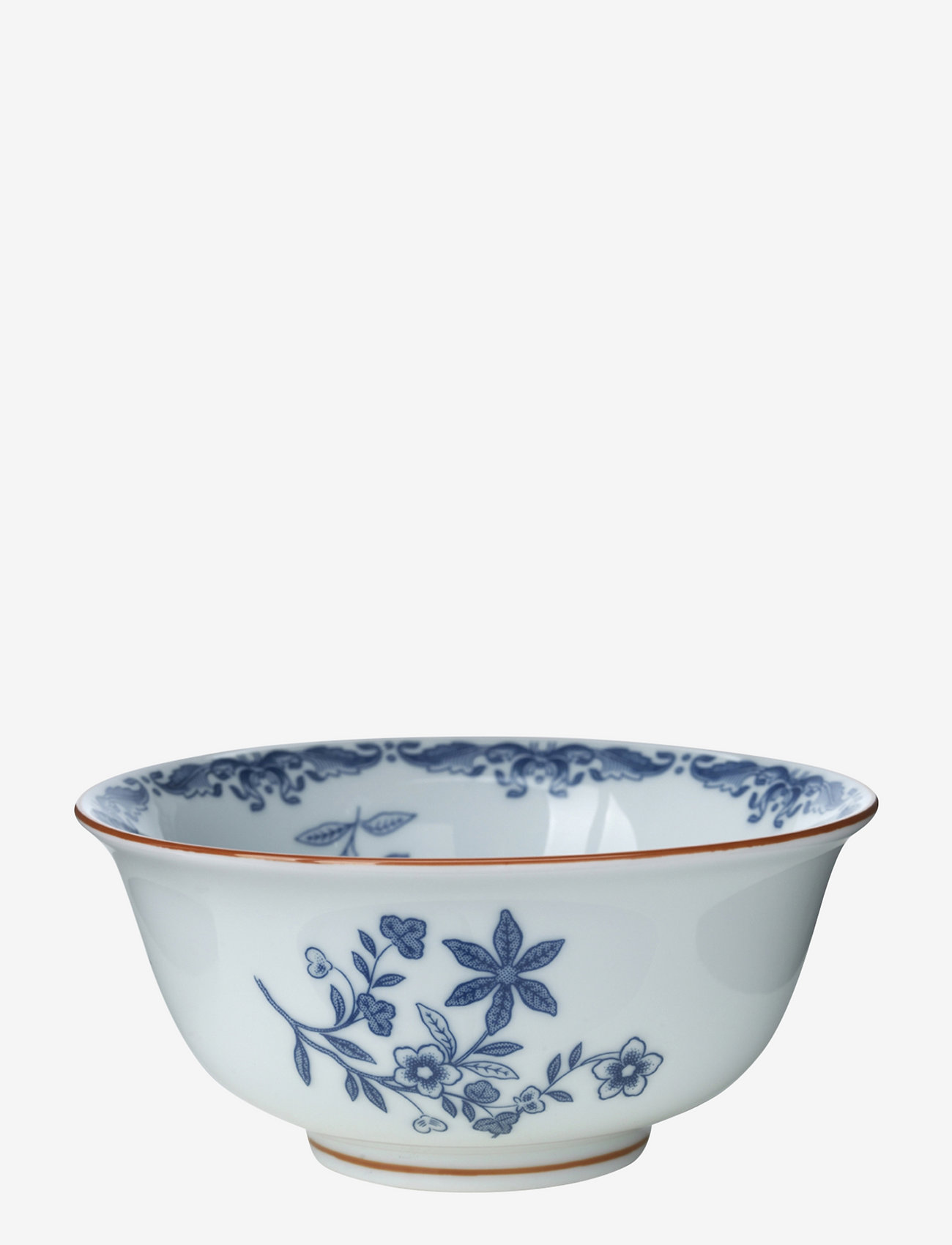 Rörstrand - Ostindia Bowl 50cl - aamiaiskulhot - white - 0