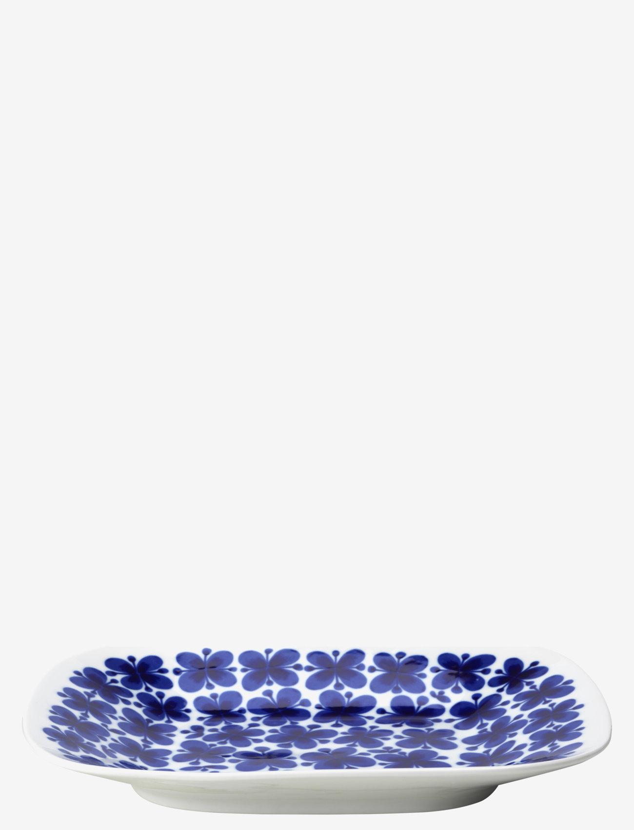 Rörstrand - Mon Amie serveringsfat 22x28cm - serveringsfat - blue - 1