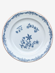 Rörstrand - Ostindia plate - ruokalautaset - white - 0