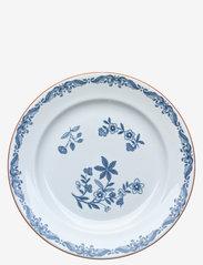 Ostindia plate - WHITE