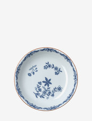 Rörstrand - Ostindia Deep Plate 22 cm - syvät lautaset - white - 0