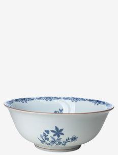 Ostindia salad bowl 2,4L - salaattikulhot - white