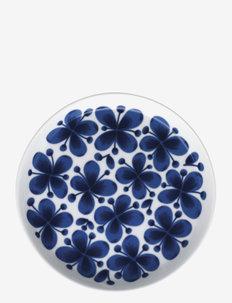 Mon Amie plate - ruokalautaset - blue