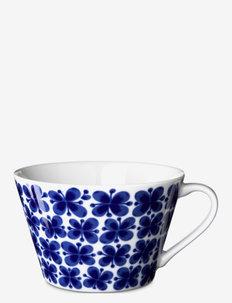 Mon Amie tea cup 50cl - teekupit - blue