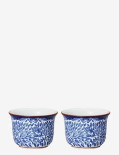 Ostindia Floris egg cup 2pcs - 100–200€ - blue