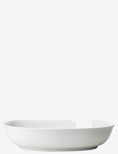 Swedish Grace oven dish 20x28cm - osta hinnan perusteella - snow