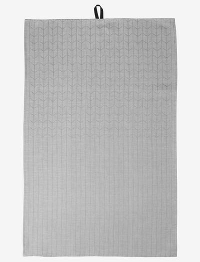 SWGR tea towel - keittiöpyyhkeet - mist