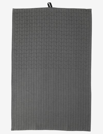 SWGR tea towel - keittiöpyyhkeet - stone