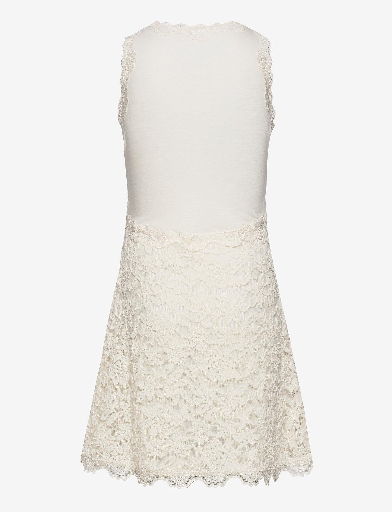 Rosemunde Kids - Dress - kleider - ivory - 1