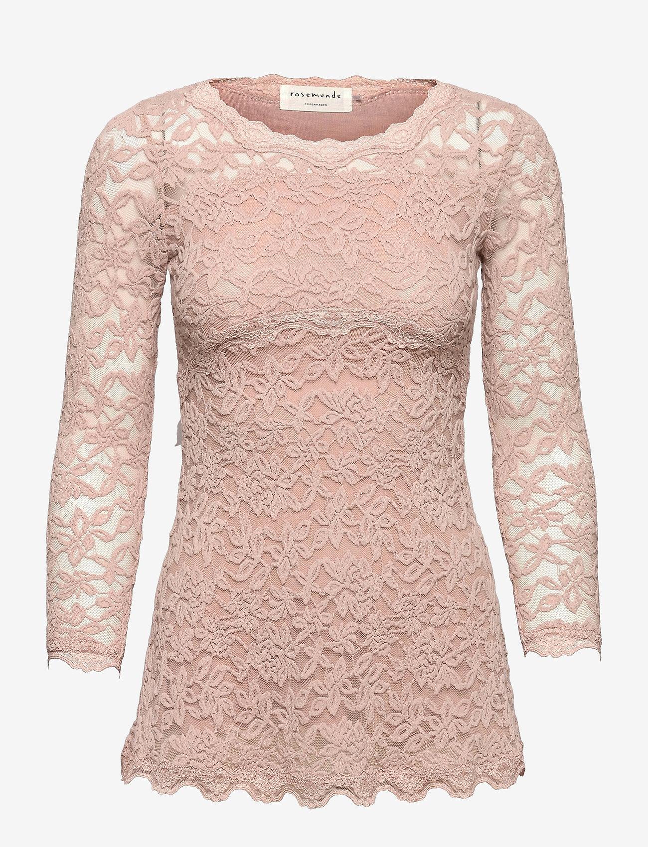 Rosemunde Kids - Dress - kleider - vintage powder - 0
