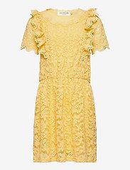 Dress ss - VANILLA YELLOW