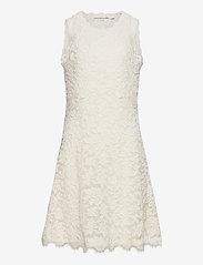 Rosemunde Kids - Dress - kleider - ivory - 0