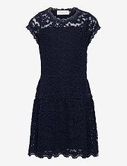 Dress ss - DARK BLUE