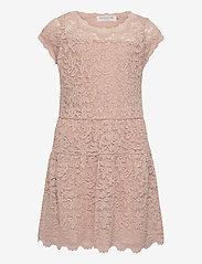 Dress ss - VINTAGE POWDER