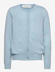 Rosemunde Kids - Cardigan ls - gilets - dream blue - 0