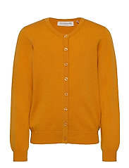 Cardigan ls - GOLDEN GLOW