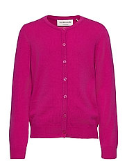 Cardigan ls - VERY BERRY