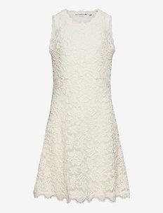 Dress - kleider - ivory