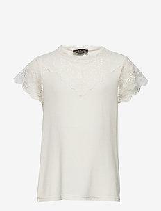 T-shirt ss - IVORY