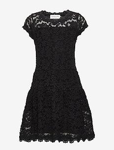 Dress ss - BLACK