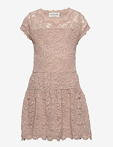 Dress ss - sukienki - soft vintage