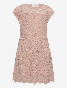 Dress ss - klänningar - vintage powder