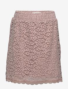 Skirt - skjørt - vintage powder