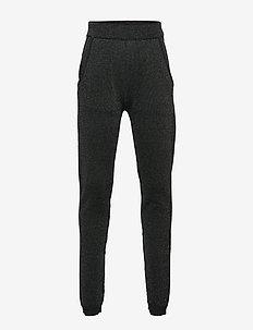 Trousers - DARK GREY SHIMMER