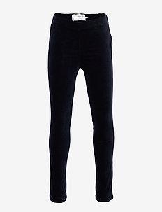 Trousers - bukser - dark blue