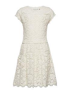 Dress ss - kleider - ivory
