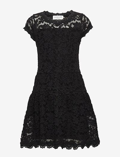 Dress ss - robes - black