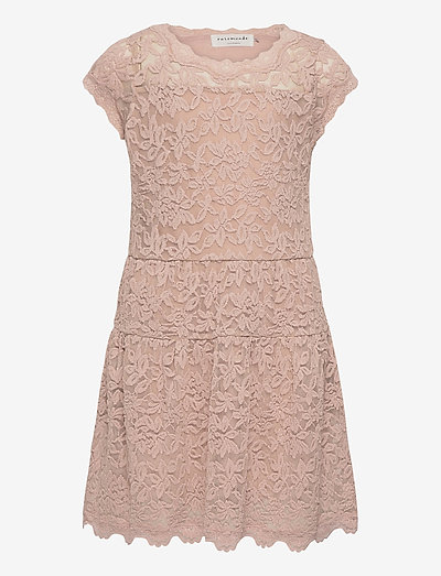 Dress ss - robes - vintage powder