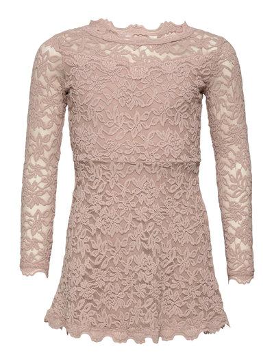 Dress ls - robes - vintage powder