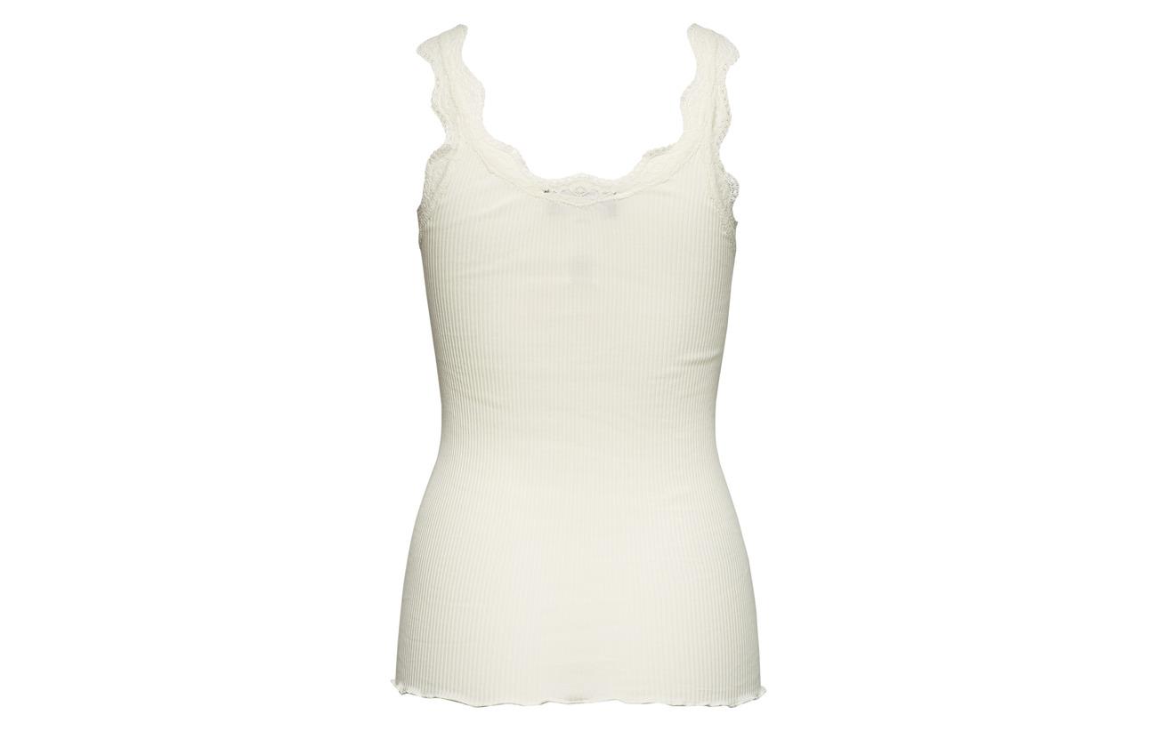 Top Organic Coton Navy Lace W 100 Rosemunde Regular 6576w