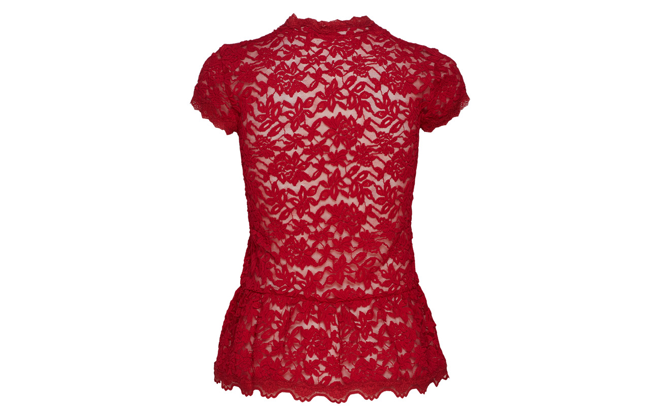 Elastane Ss 50 T 48 shirt Ivory 2 Polyamide Rosemunde Coton 7OE4qzvWp