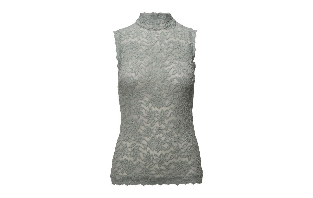 50 Ivory Polyamide Rosemunde Top Elastane Coton 48 2 5EaSqz
