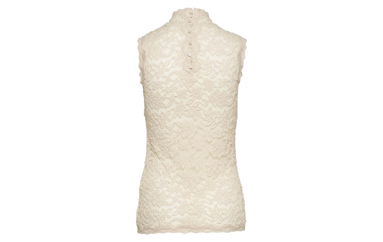 Top 2 50 48 Coton Ivory Rosemunde Elastane Polyamide HqCwUwd
