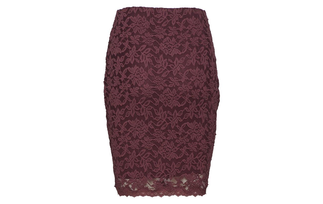 Polyamide Rosemunde Black 48 50 Coton 2 Elastane Skirt xXrUZqaXwO
