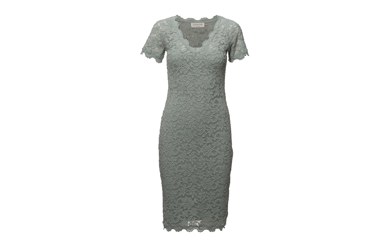 Rosemunde Coton 48 Dress Ss Rose 2 50 Polyamide Elastane Baroque SrqSAX