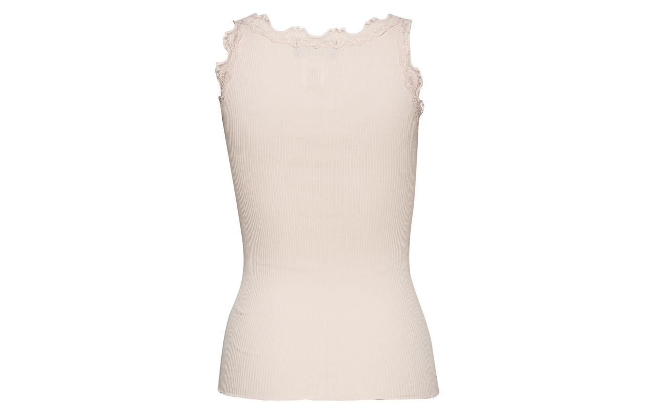 Silk Coton 70 Grey Soie Rosemunde Melange Top Dark 30 P8qXwzd