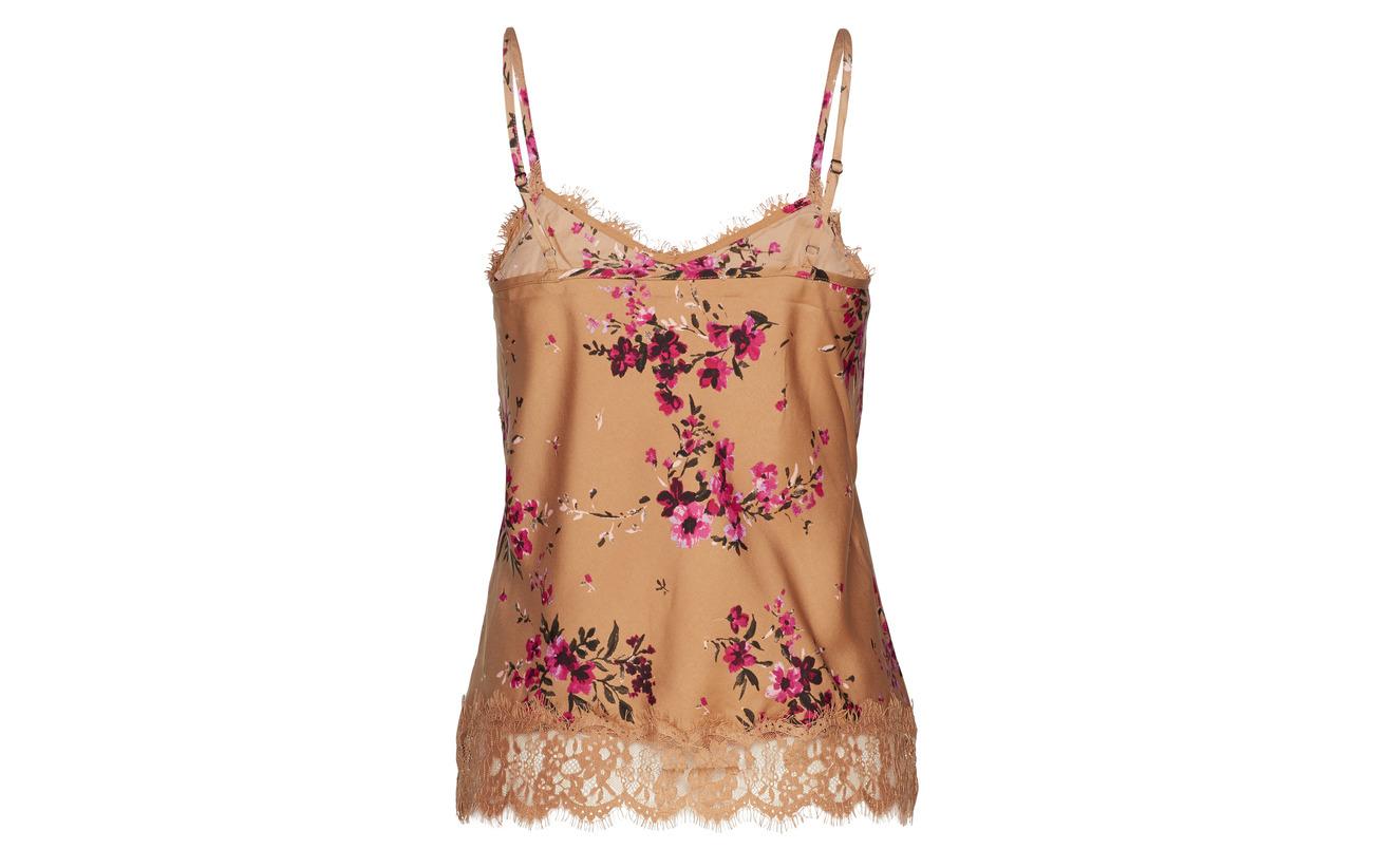 Rose Top Polyester 100 Baroque Rosemunde Strap xwgv0tt