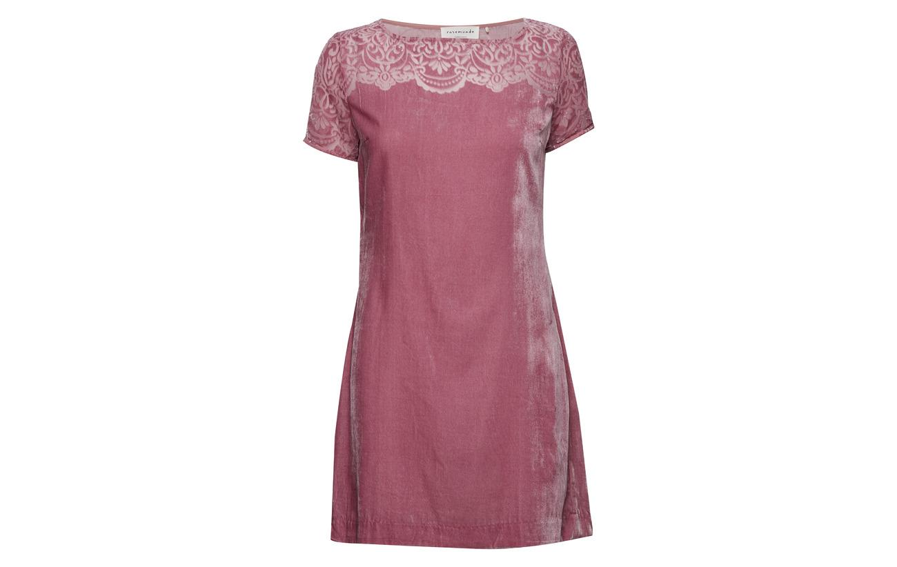 Polyamide 20 Dress Ss Viscose 80 Black Rosemunde 7z0wqvT