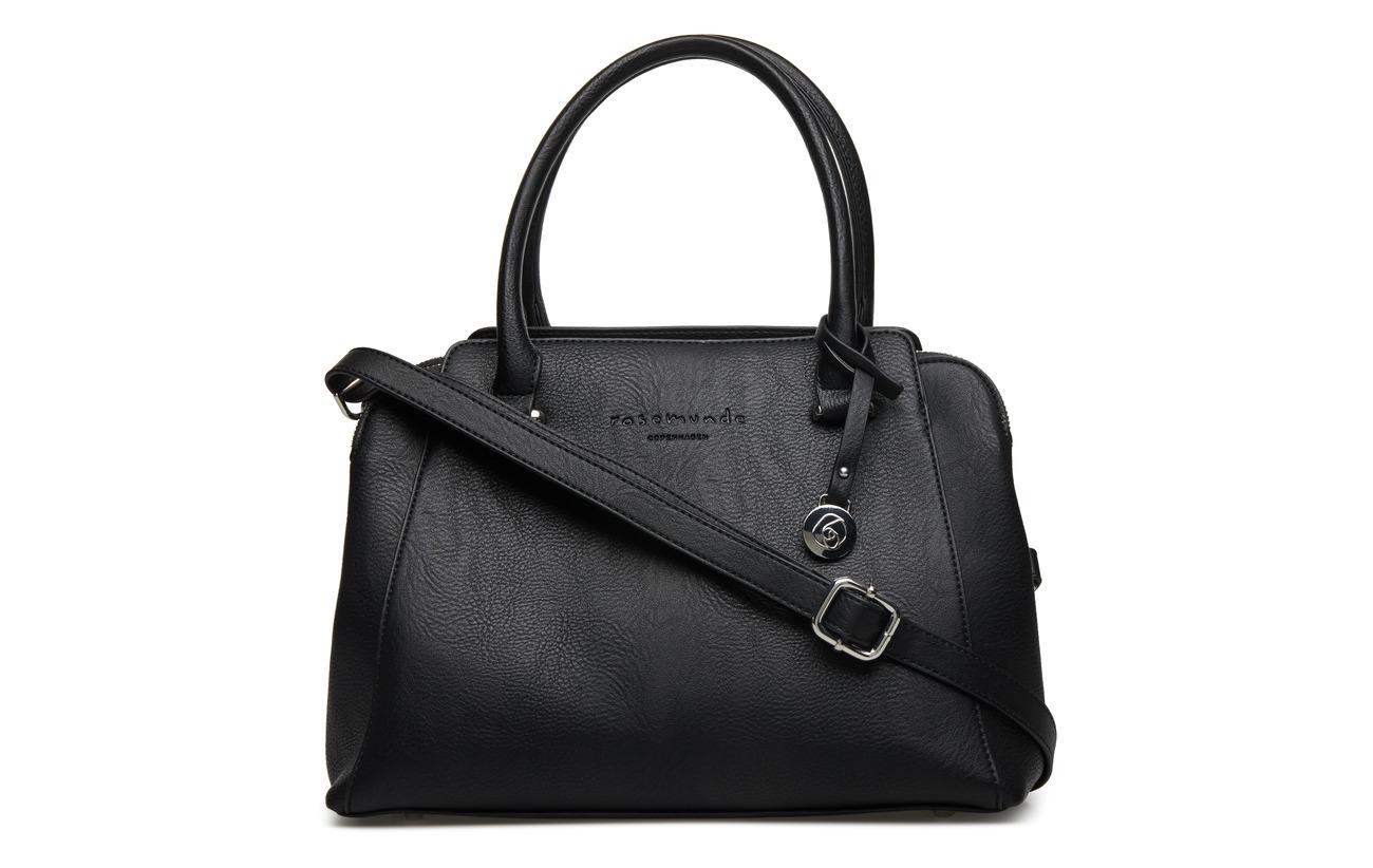 Rosemunde Bag Black 100 100 Polyurethane Bag Black Rosemunde drqrwH
