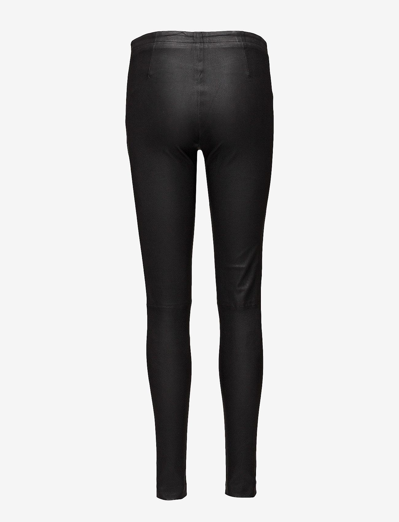 Rosemunde - Trousers - broeken med skinny fit - black - 1