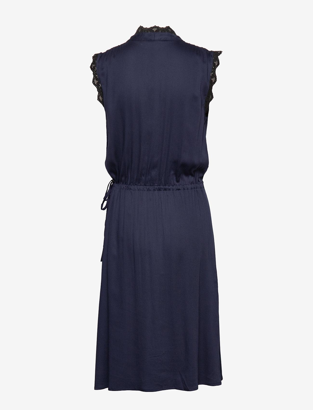 Rosemunde - Dress - robes portefeuille - navy - 1