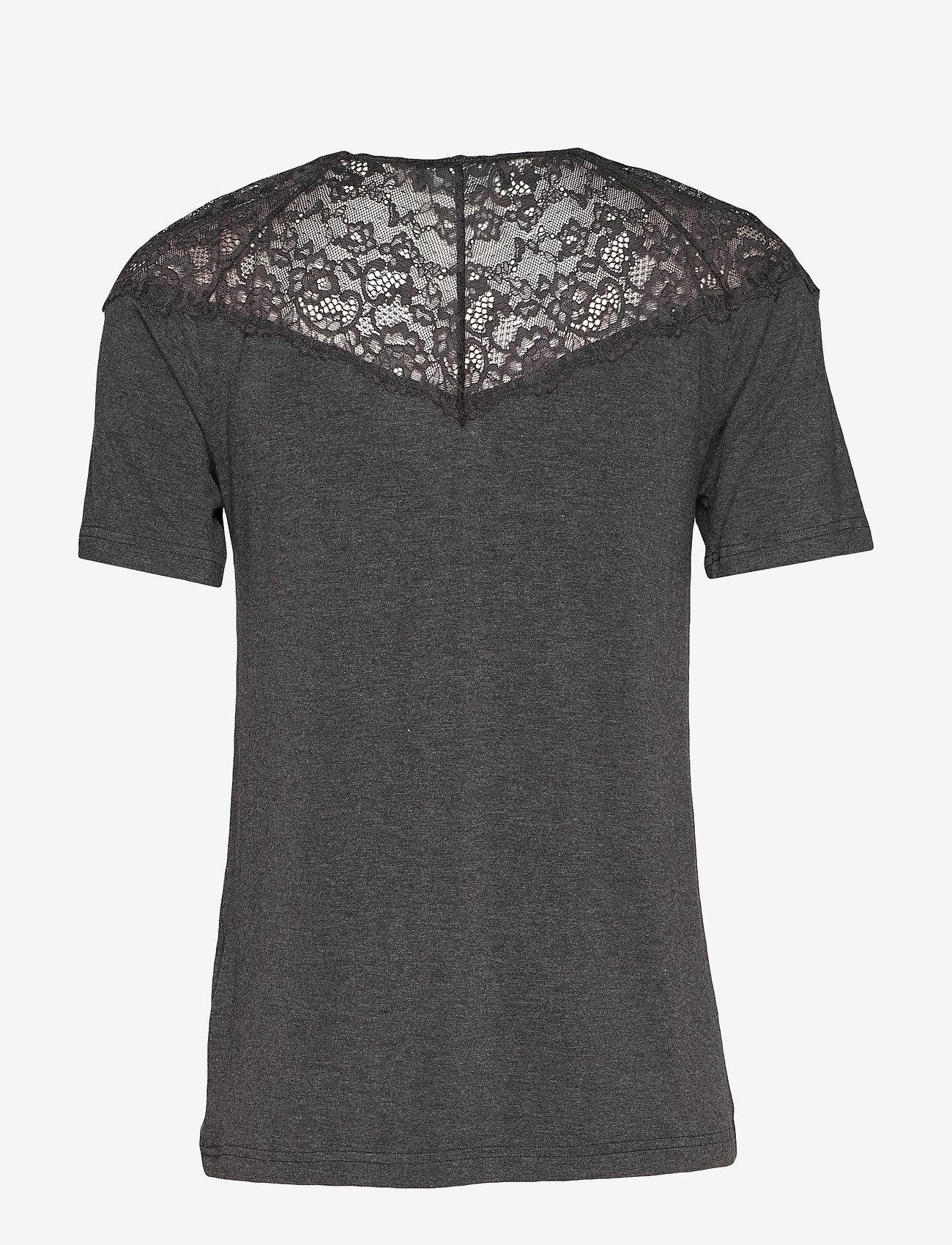 T-shirt Ss (Slate Grey) - Rosemunde ocbq1S