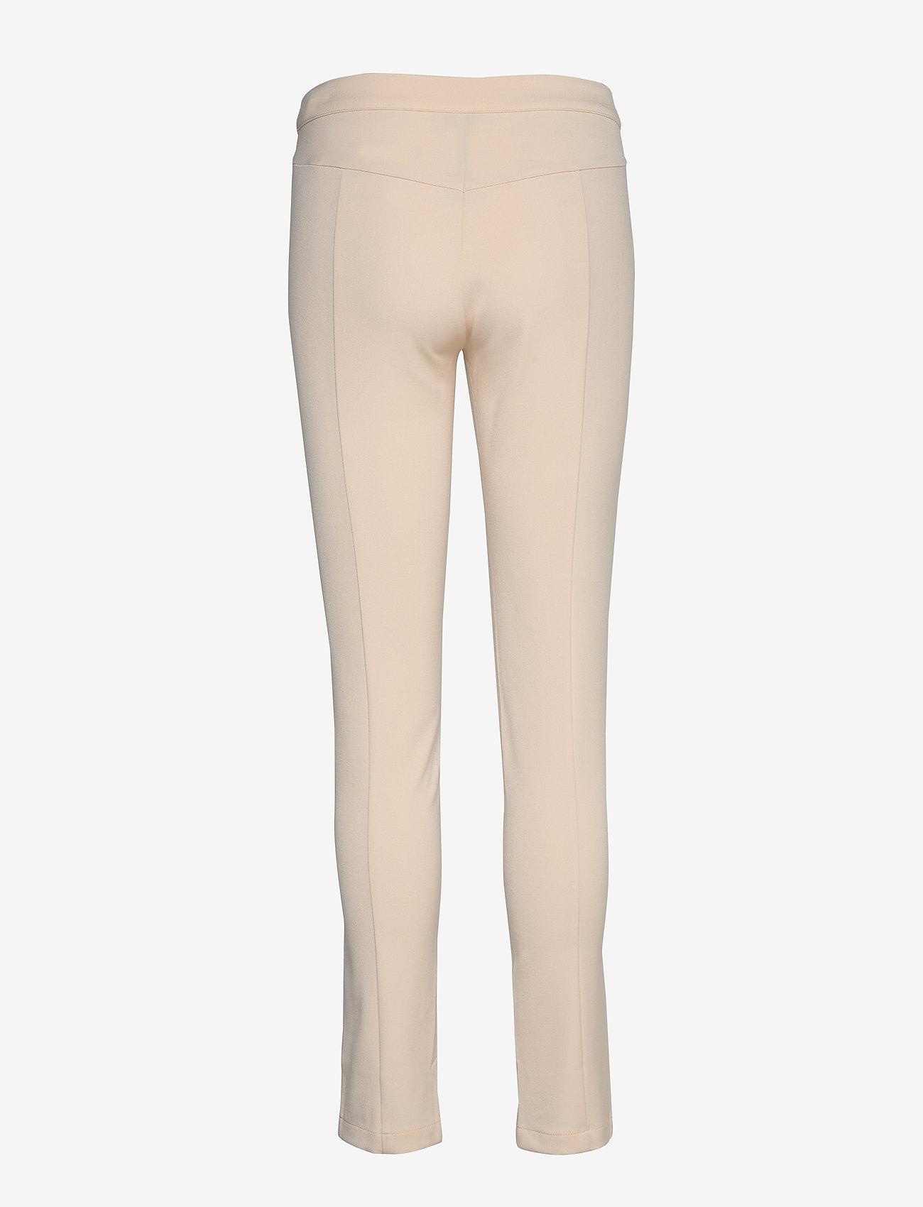 Rosemunde - Trousers - broeken med skinny fit - whisper beige - 1