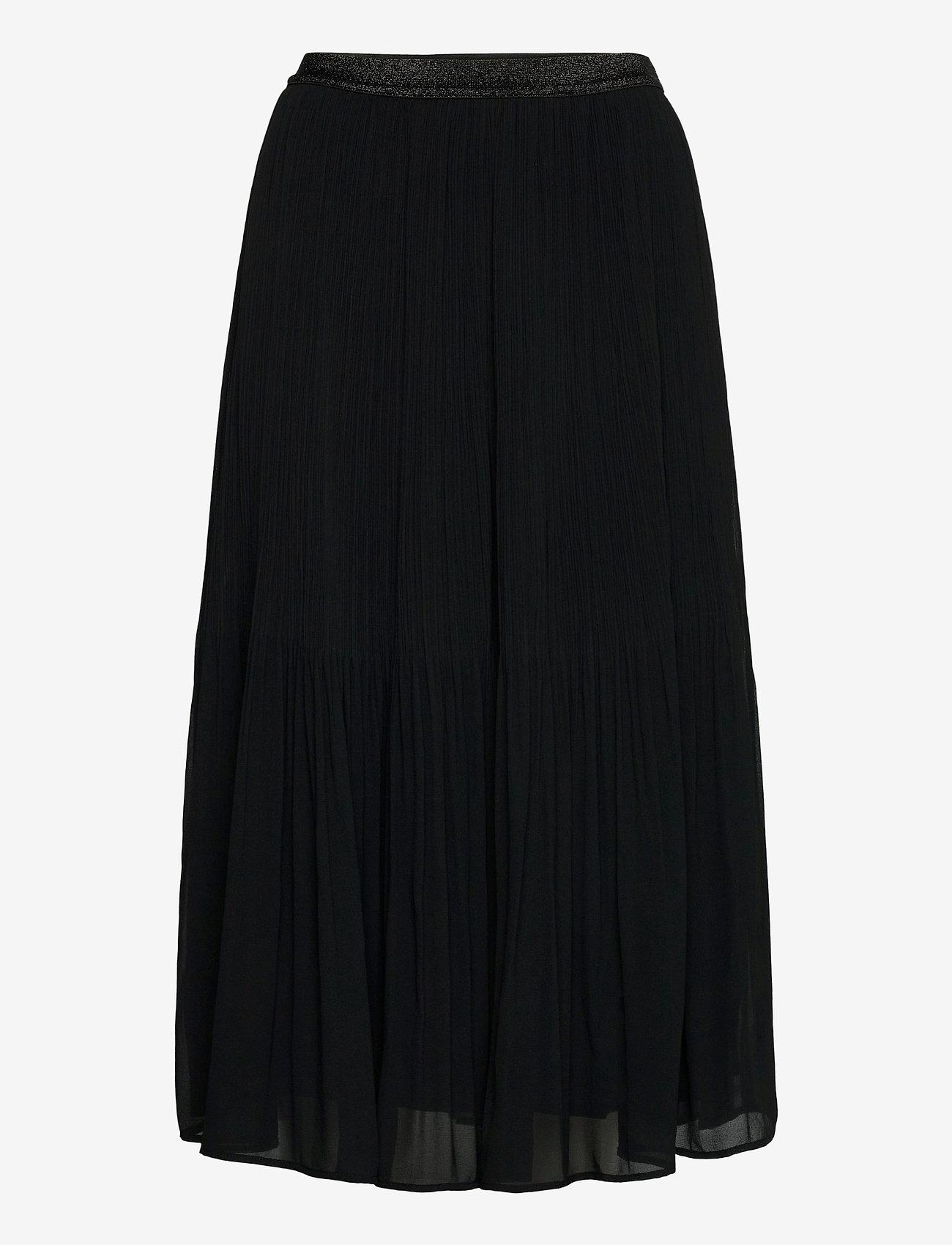 Rosemunde - Skirt - midi skjørt - black - 0