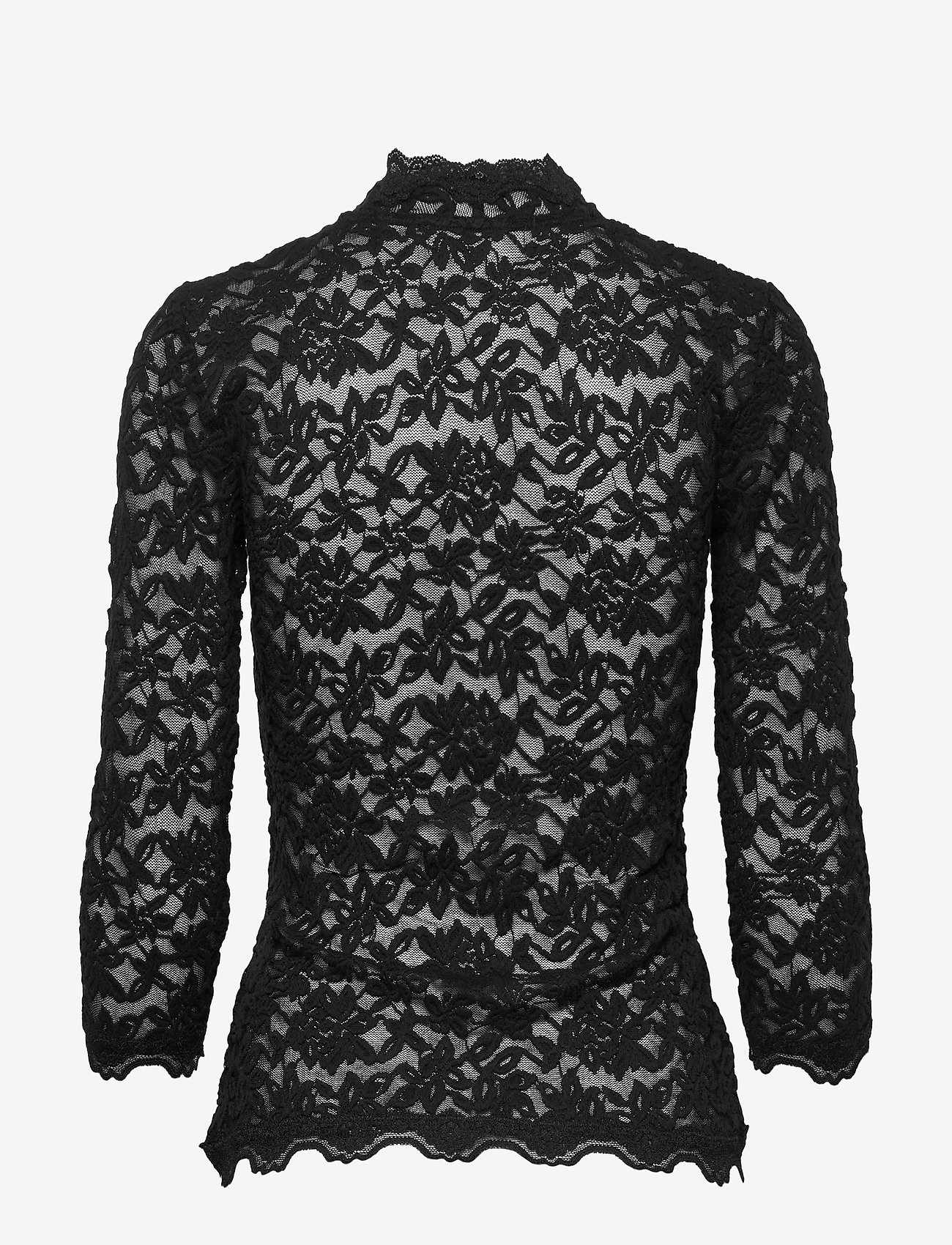 T-shirt 3/4 S (Black) - Rosemunde oAc4ZQ