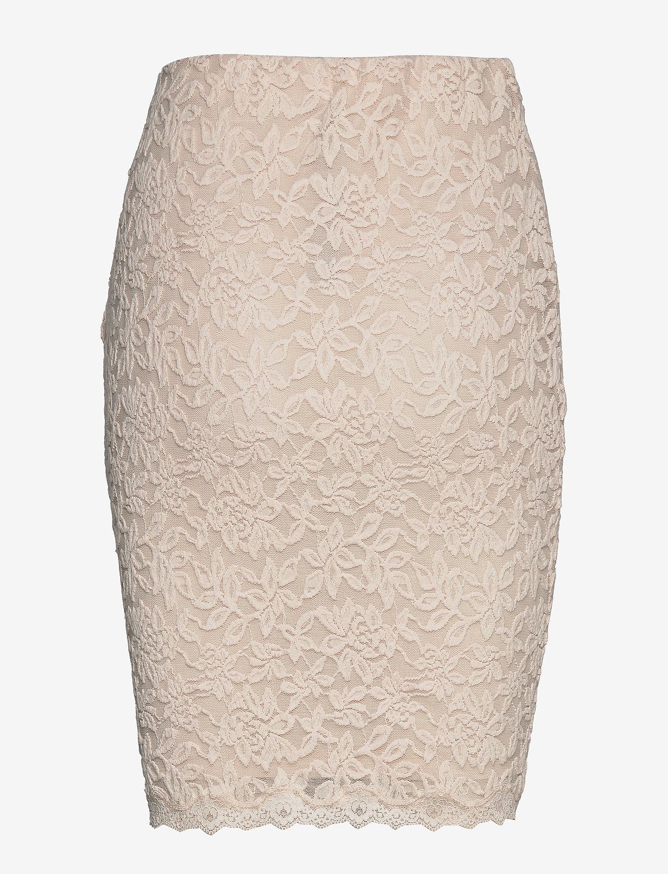 Rosemunde - Skirt - lyhyet - crystal rose